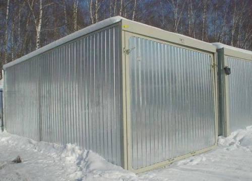 Металлический гараж пенал цена гараж металлический чертеж скачать