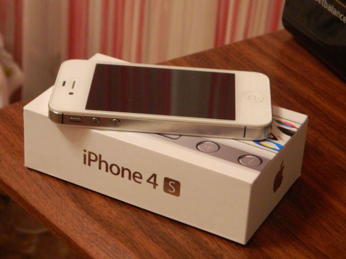 фото айфон 4 белый фото